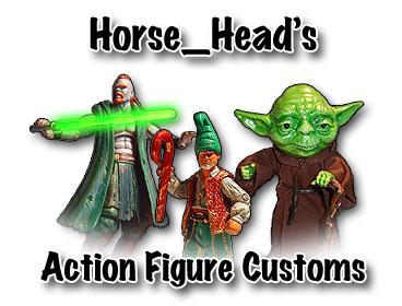 Horse_Head's Action Figure Customs